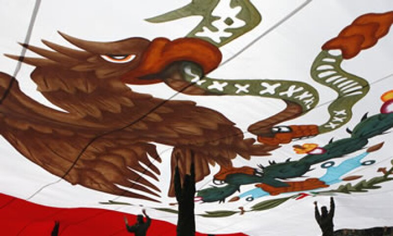 The Heritage Foundation indica que la ley en México se ha visto gravemente afectada por la violencia. (Foto: AP)