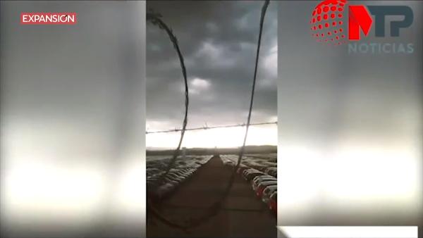 """Este es el sonido de los cañones """"antigranizo"""" de Volskwagen en Puebla"""