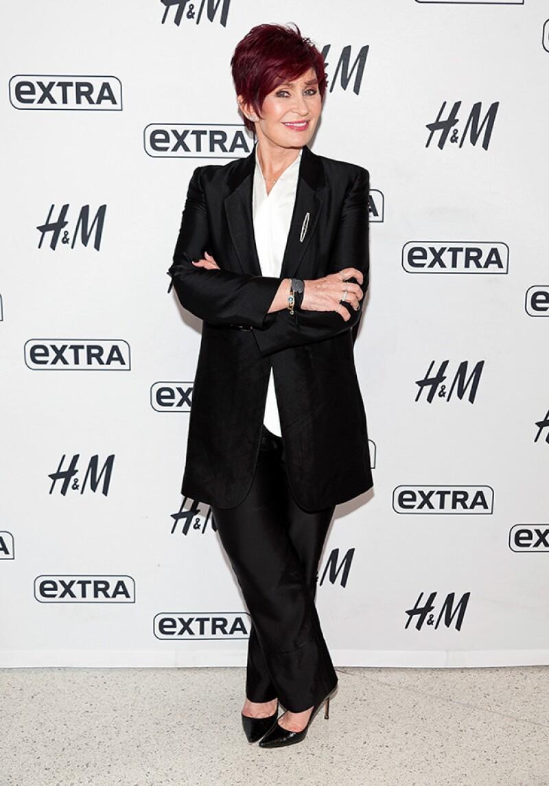 A la mujer del roquero Ozzy Osbourne siempre le han atraído las mujeres aunque considera que ahora ya es muy tarde para explorar esa parte de su sexualidad.