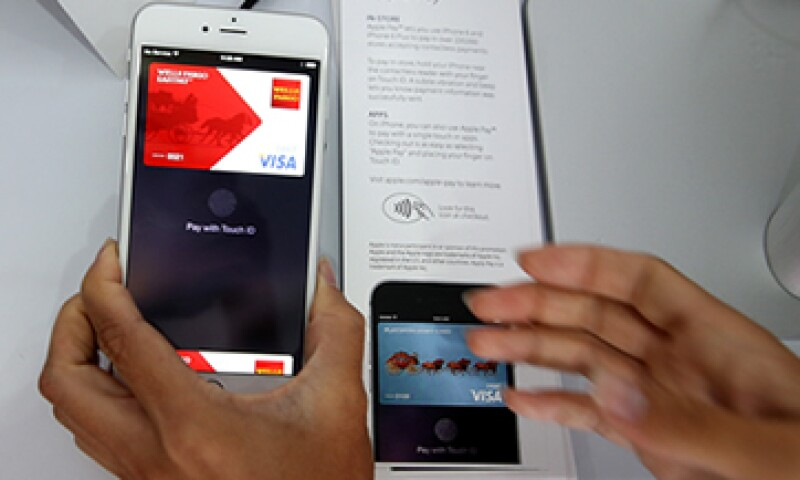 La billetera inteligente, Apple Pay, comenzó a funcionar la semana pasada en Estados Unidos. (Foto: Getty Images )
