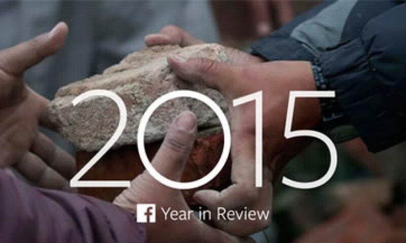 Estos fueron los temas más relevantes en Facebook durante el año. (Foto: Facebook/Cortesía)