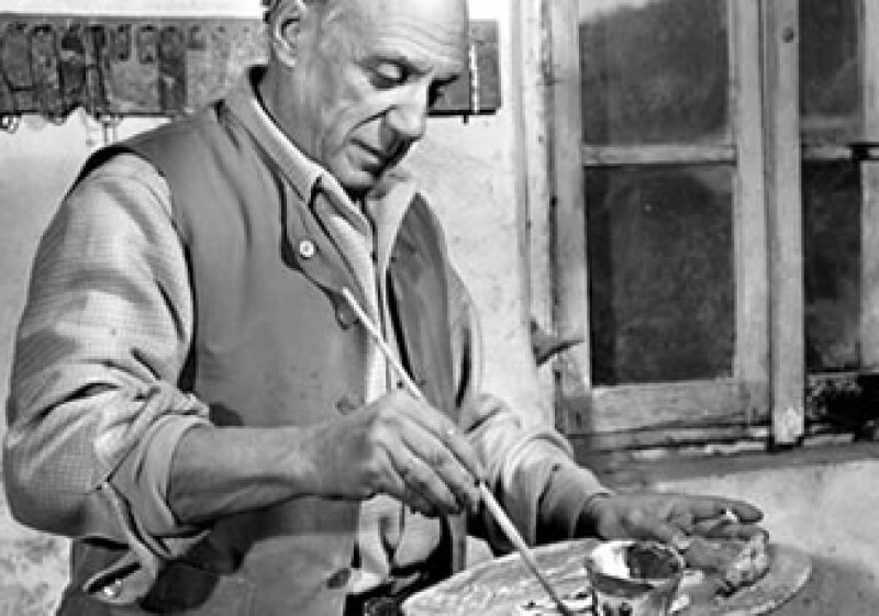 Las obras de Picasso son altamente valoradas dentro del círculo de coleccionistas de arte. (Foto: AP)