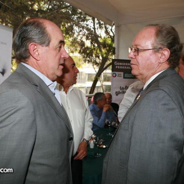 Manuel Gutiérrez y Fernando Morales