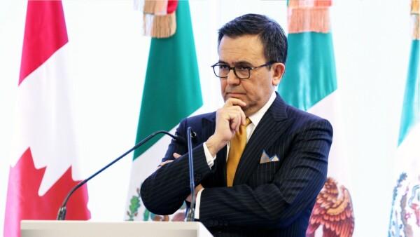 México responde con aranceles a bienes estadounidenses ante la amenaza de Trump
