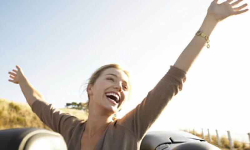 La felicidad no es un estado simple o estático de la mente. (Foto: Thinkstock)