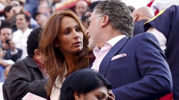 Vanessa Serrano y Elías Sacal
