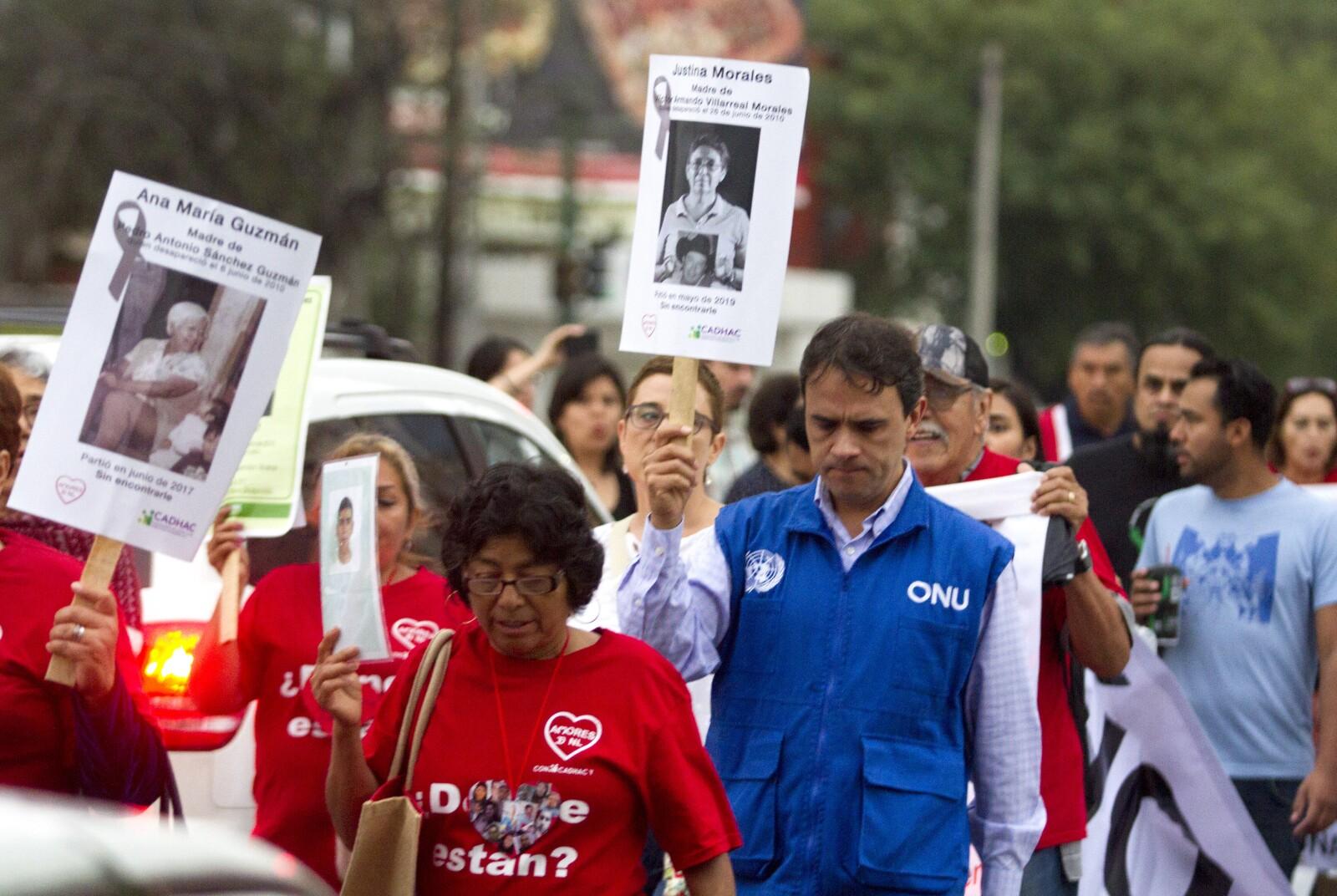 marcha Nuevo León