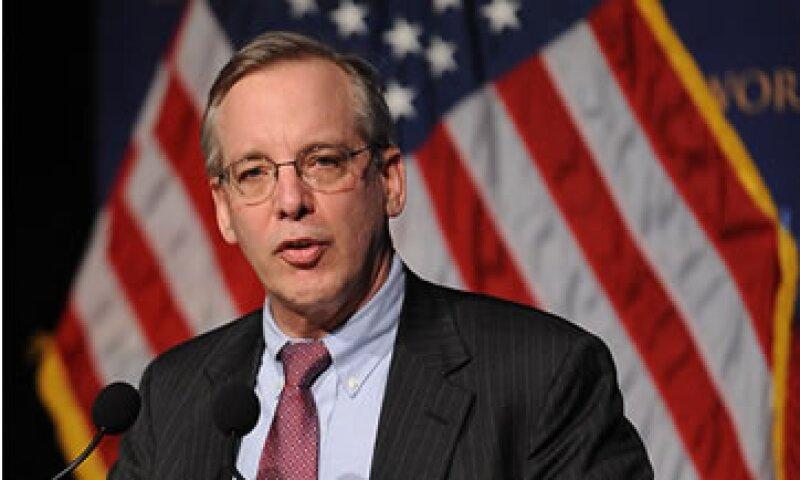 Dudley, ex economista jefe de Goldman Sachs, comenzó a trabajar en la Fed de NY en 2007. (Foto: Cortesía CNNMoney.com)