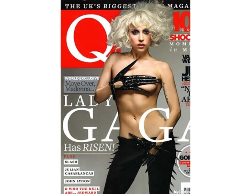 Una de las portadas más controvertidas de Lady Gaga