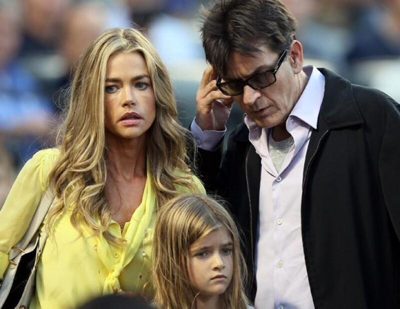 El polémico actor quedó enfurecido por el maltrato que una niña le propinó a la pequeña Sam y aún más por la indiferencia del colegio.