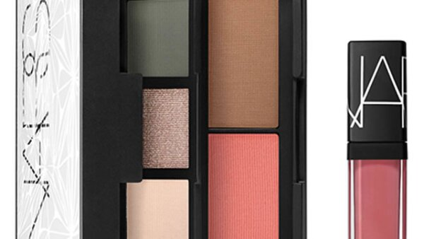 Paleta para ojos, mejillas y labios. $880 pesos, precio aproximado. narscosmetics.com