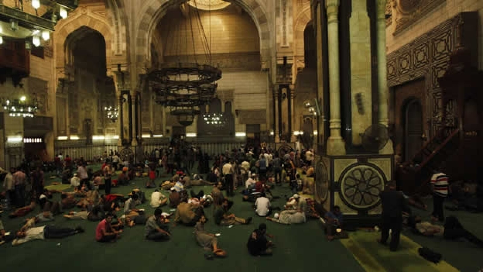 Egipto al Fateh mezquita 3