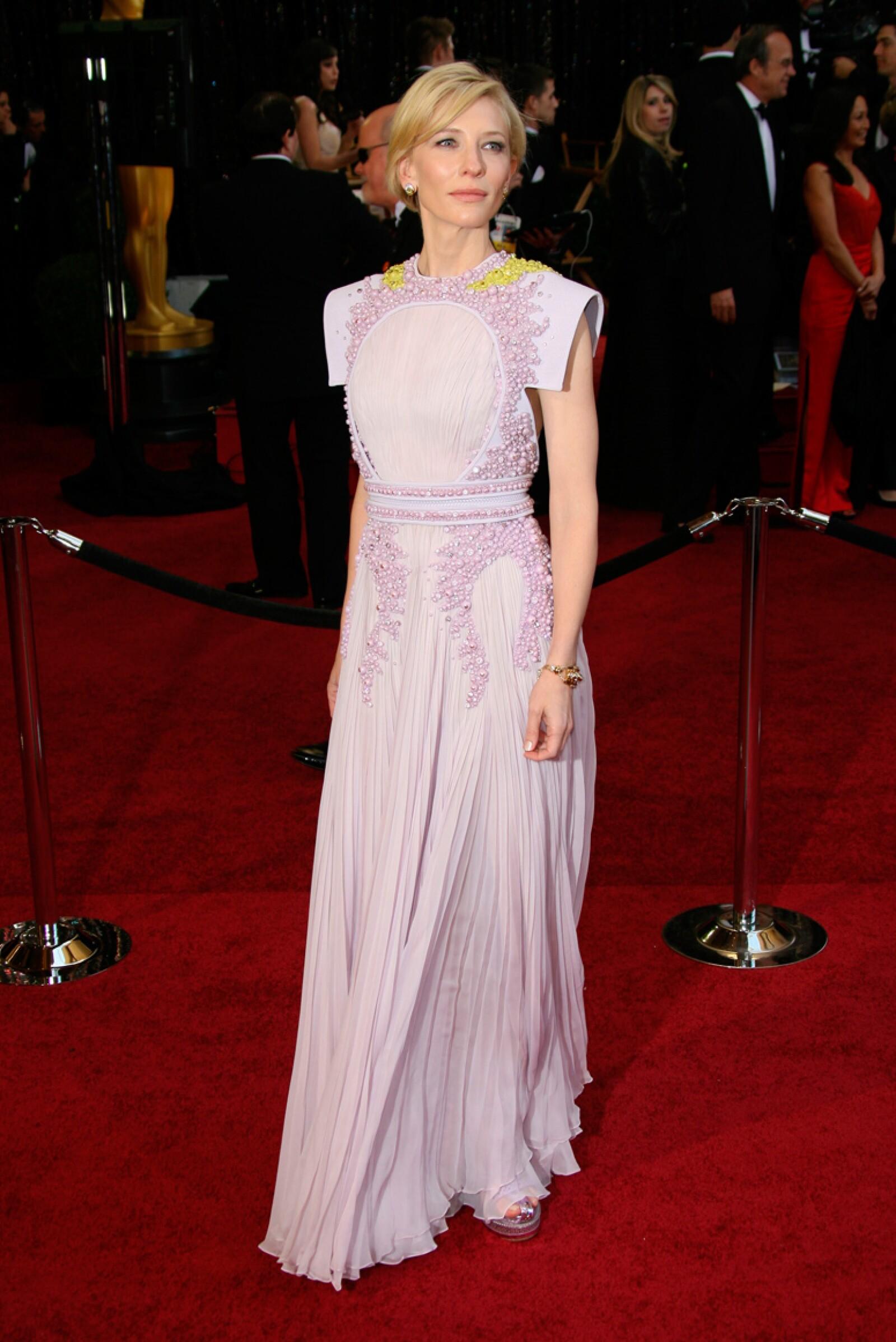 83rd Annual Academy Awards, Arrivals, Los Angeles, America - 27 Feb 2011