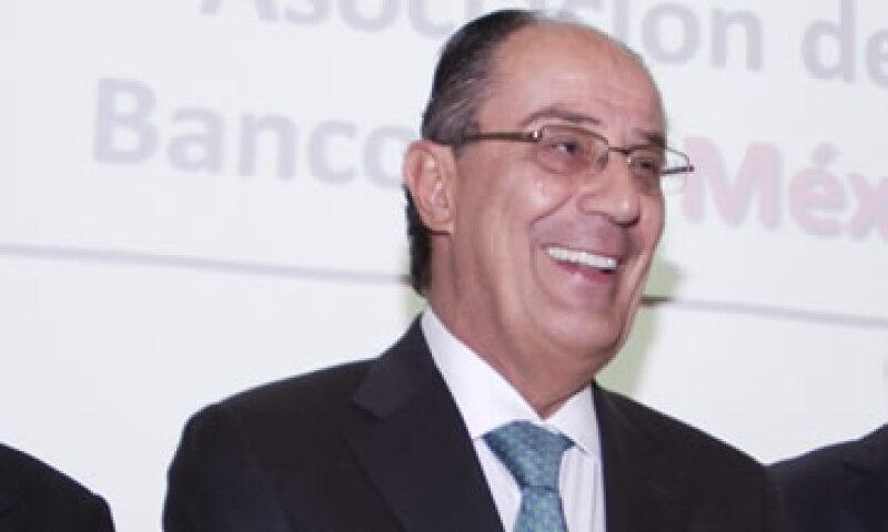 Jaime Ruiz Sacristán fundó en 2003 el Banco Ve por Más, donde se desempeña como presidente. (Foto: Cuartoscuro )