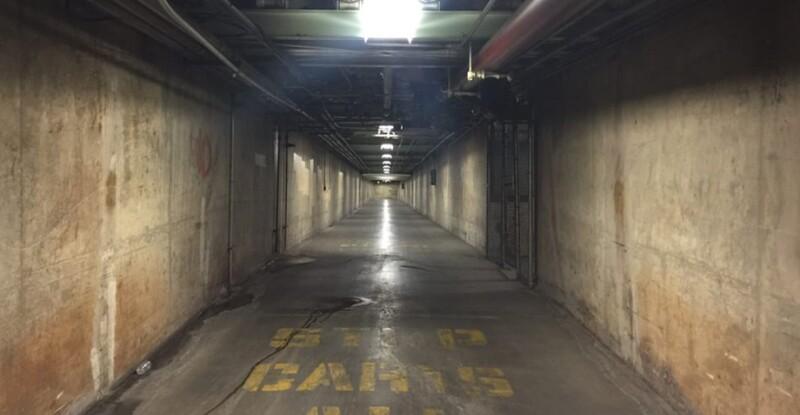 Túneles secretos de LA