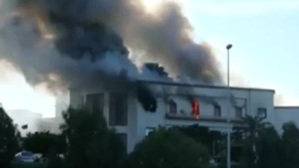 libia trípoli ataque