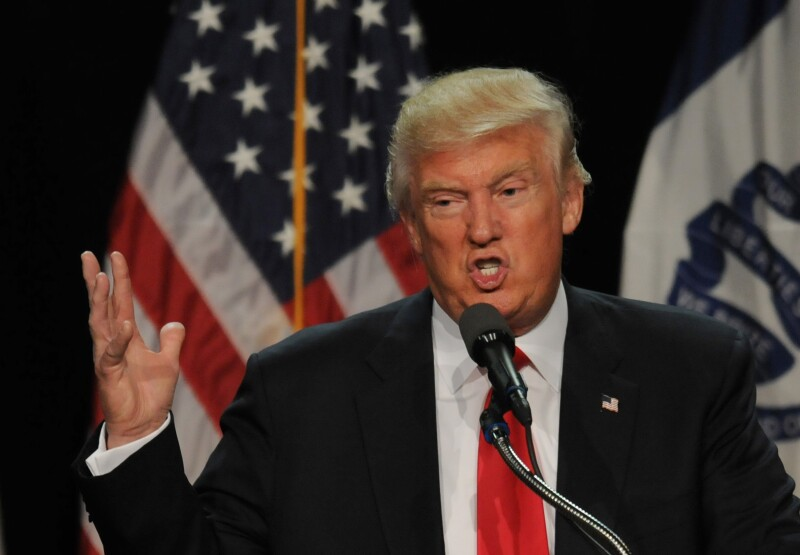 Así es Donald Trump