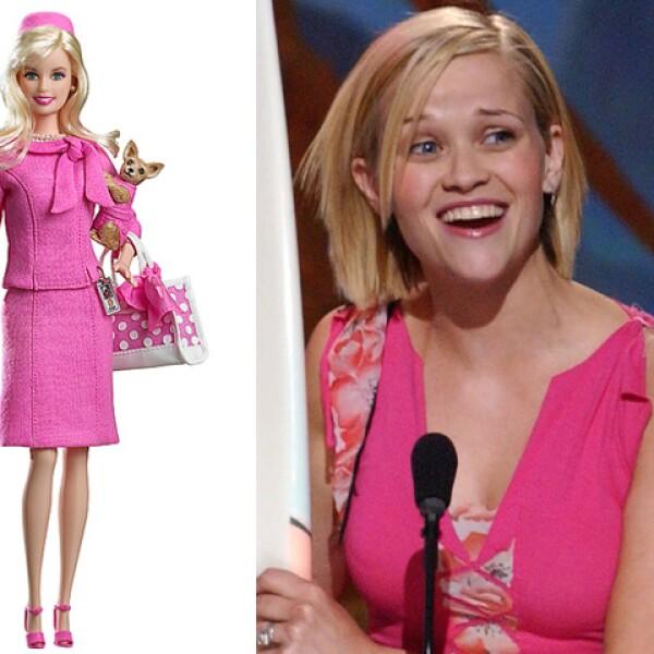 Su papel en Legalmente Rubia encumbró a Reese Whiterspoon.
