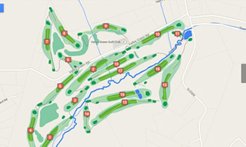 Google Maps almacena las diferentes rutas recorridas por el usuario para elegir la que tenga menor tránsito vehicular. (Foto: tomada de Google Maps)