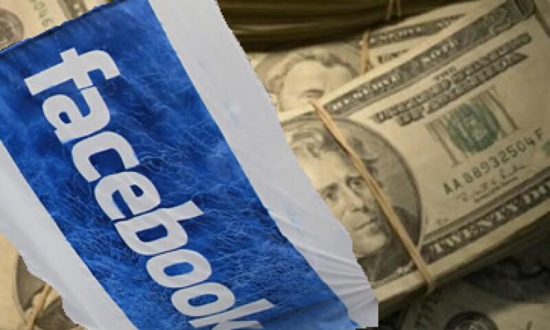 El dinero no parece ser un problema para Facebook, que se negó a comentar sobre sus posibles adquisiciones de cara a su debut en el mercado el mes próximo. (Foto: Especial)