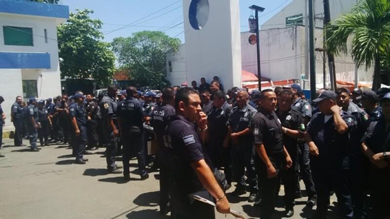 Policía de Acapulco
