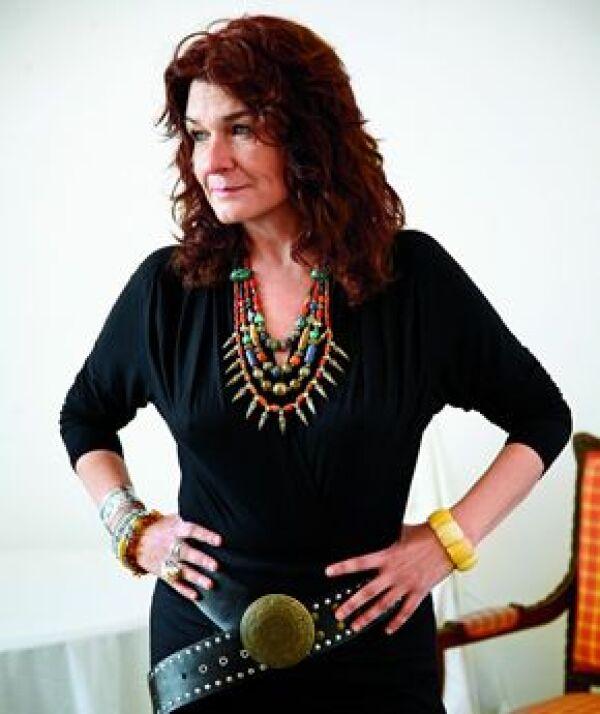 Tuve una larga necesidad de contar la verdad de cosas en mi vida que fueron extremadamente difíciles: María Teresa Priego