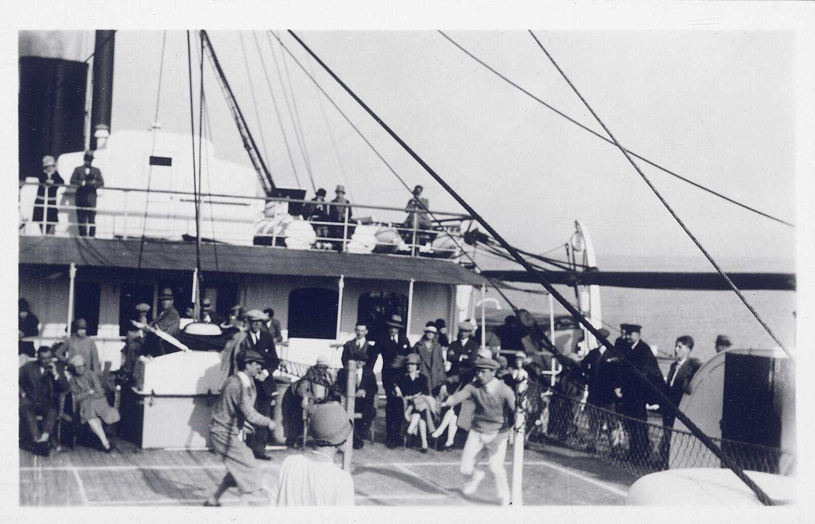 Sail Away Heritage.