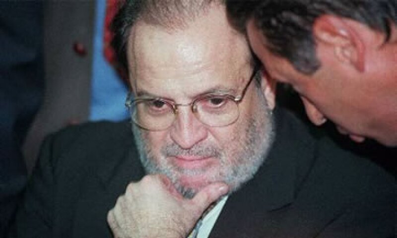 En 1997, Lankenau fue detenido acusado de fraude fiscal y fue encarcelado en el penal de Topo Chico. (Foto: AP)