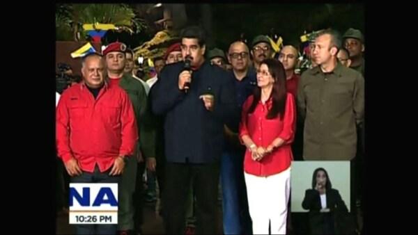 El gobierno venezolano celebra victoria en los comicios regionales