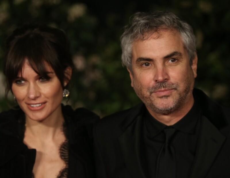 Por primera vez en la historia tres personalidades de origen mexicano podrían salir de la ceremonia del Oscar con una estatuilla en la manos: Cuarón, Lubezki y Nyong&#39o.