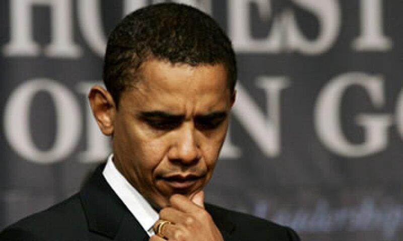 La demanda se presenta durante las semanas finales de la campaña presidencial, en la que el rival republicano de Obama, Mitt Romney, acusó al presidente de ser blando con China. (Foto: AP)
