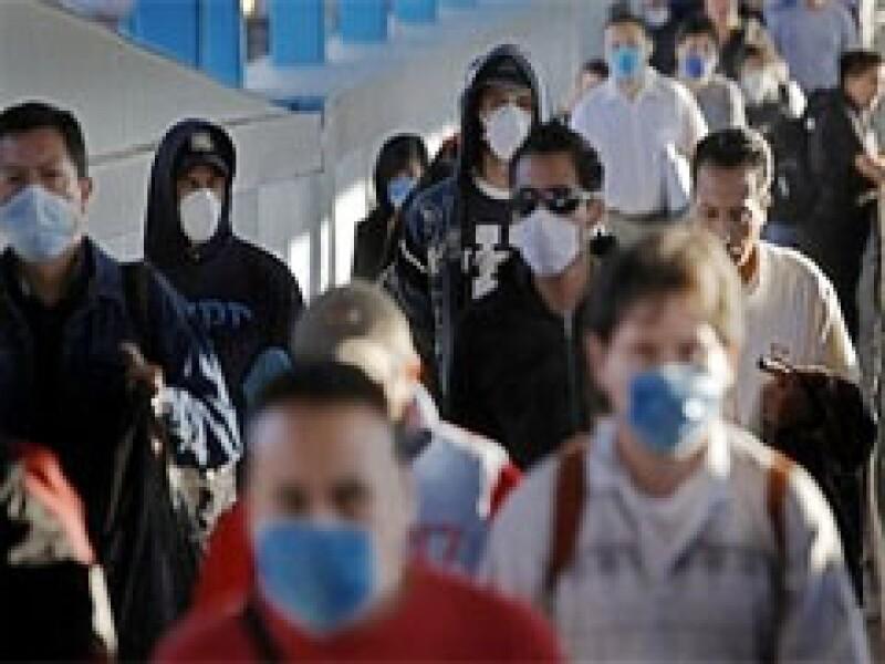 La nueva cepa de influenza humana podría infectar a más de 2,000 millones de personas comentó el dirigente de la OMS, Kenji Fukuda.  (Foto: AP)