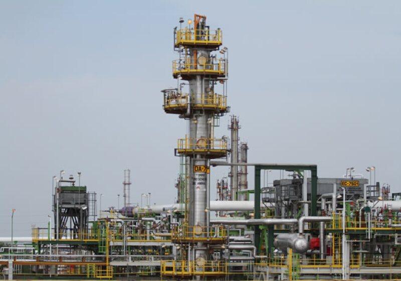 Refineria Pemex Tula