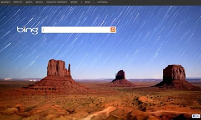 Internet Explorer sigue dominando entre los navegadores que usan las computadoras de escritorio. (Foto tomada de microsoft.com)