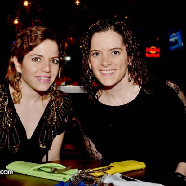 Cristina y Fabiola Garza