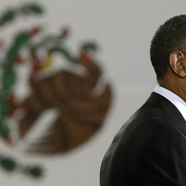 Mayor comercio, el incremento en la producción de tecnología, el freno al deterioro ambiental y una mayor colaboración en materia educativa fueron los puntos que destacó Obama de la nueva relación con México.