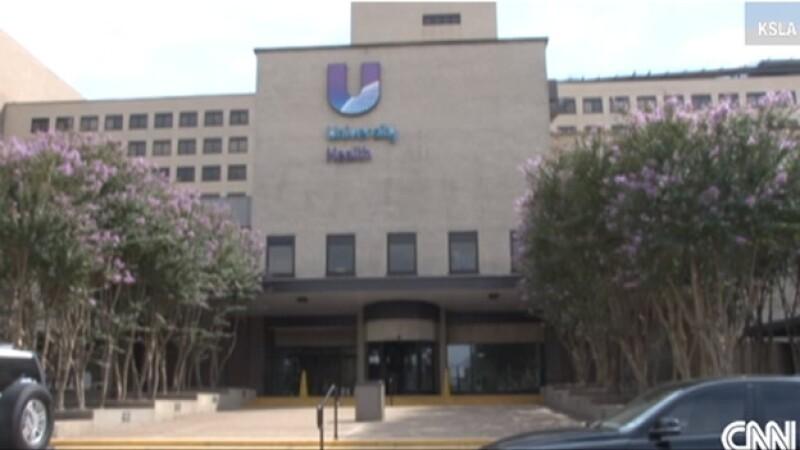 hospital Universidad de la Salud de Shreveport