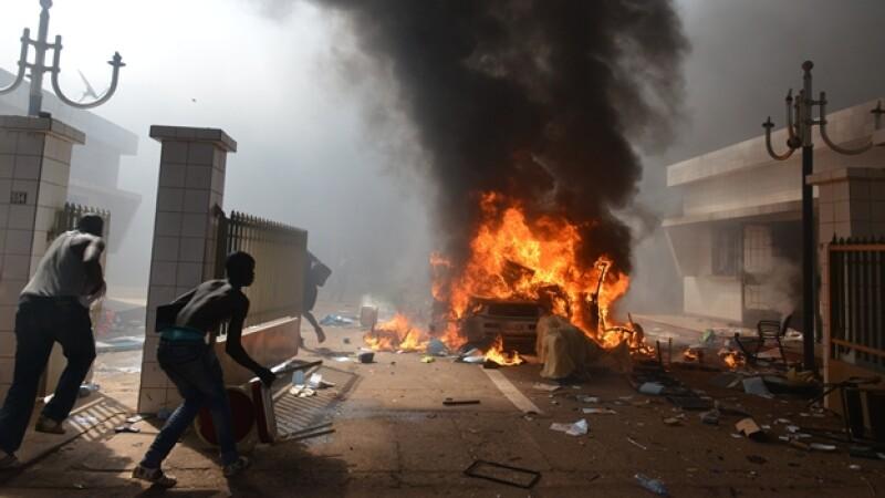 Burkina Faso Parlamento Ouagadougou