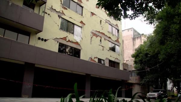 A un año del sismo, la reconstrucción no ha llegado a estos puntos de la CDMX