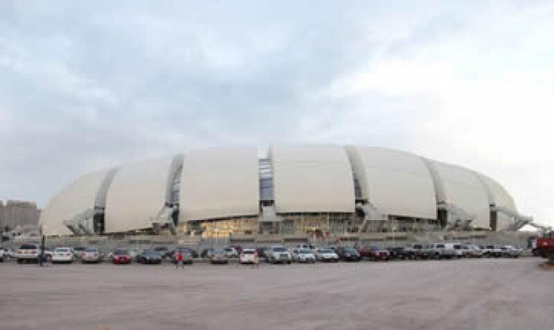 El estadio Arena Das Dunas es uno de los activos de la compañía. (Foto: Tomada de arenadunas.com.br )