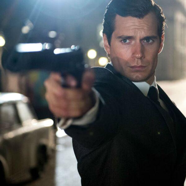 Sexy y peligroso, el actor en una escena de la nueva película The Man from UNCLE.