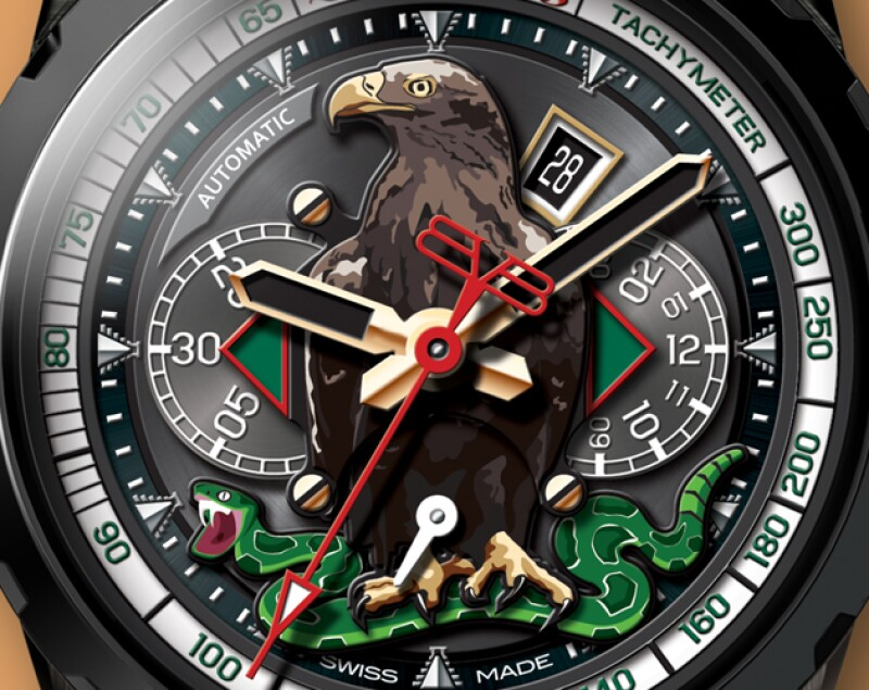 Bolt-68 Mexican Eagle