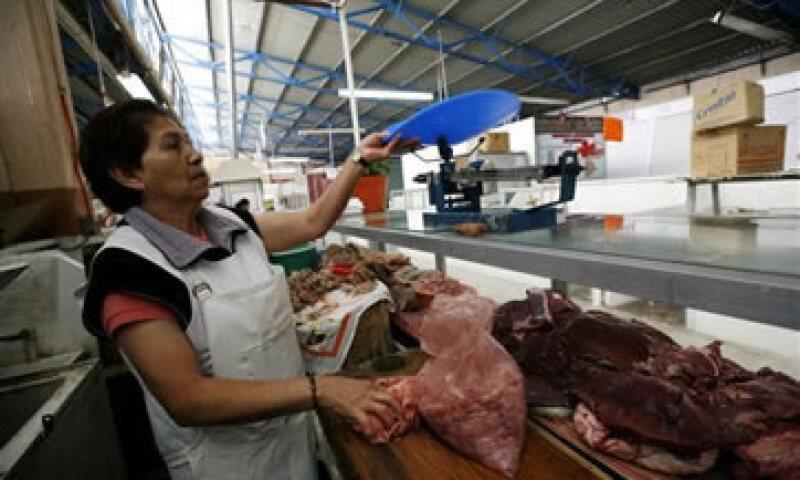 El Banco de México estima que la inflación se mantenga por debajo del 4% en el segundo trimestre del año. (Foto: Notimex)
