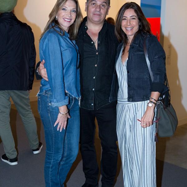 Aida Tawil,Moises Tawil,Linda Cababie