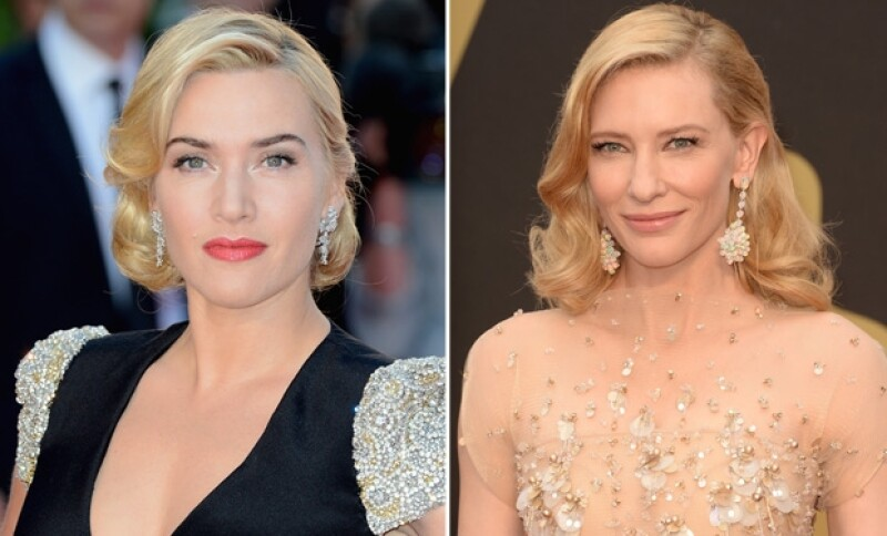 Kate Winslet y Cate Blanchet