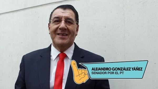 #YoLegislador Alejandro González Yáñez
