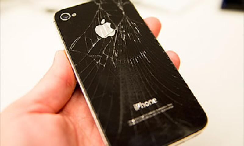 A pesar de que el iPhone presume tener red 4G, la velocidad de Internet no es equivalente. (Foto: Cortesía CNNMoney)