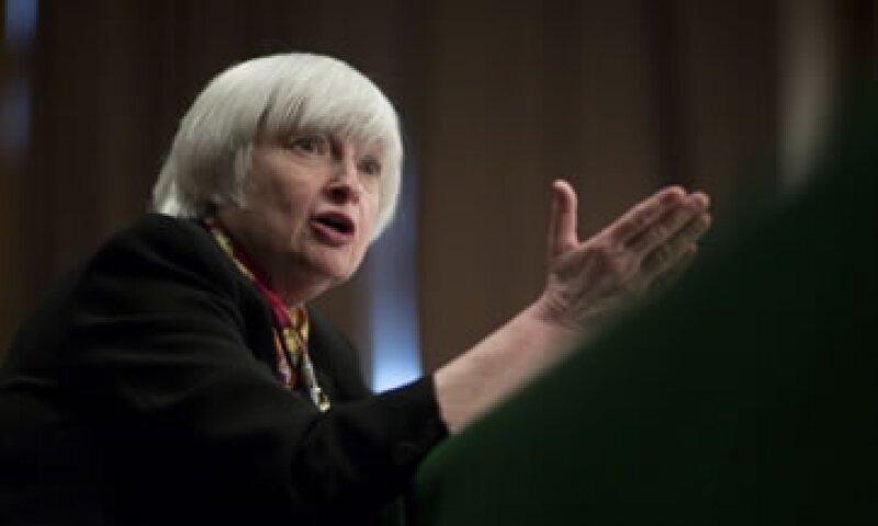 Janet Yellen ha sacudido a los mercados por el retiro de estímulos monetarios de la institución que preside. (Foto: Getty Images)