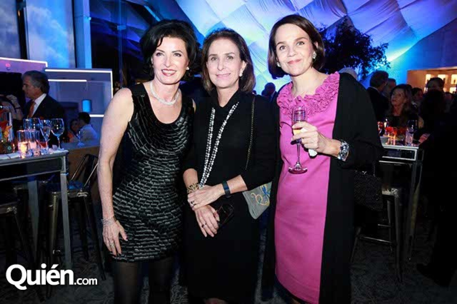 Gaby Vargas,Fernanda Gutiérrez y Eloisa Fernández