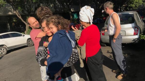 Un sismo de 5.9 se registra en la Ciudad de México